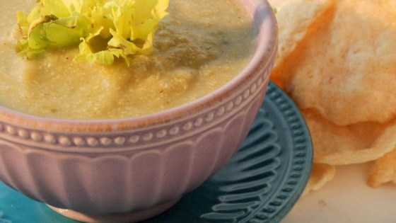 Photo of Low-Fat Cream of Celery Soup by Karen