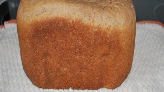 Photo of Bread Machine Honey-Whole Wheat Bread  by Live Life Farm