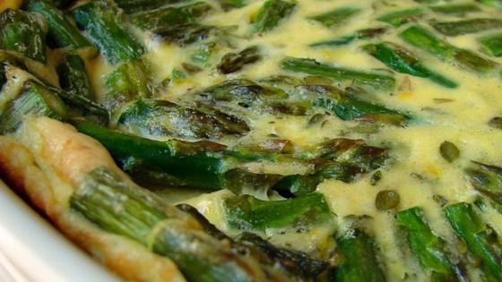 Photo of Asparagus Pie by Chef John