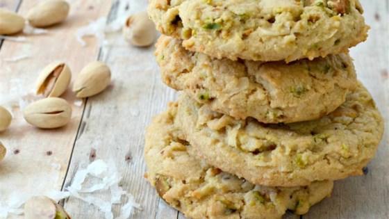 Coconut Pistachio Cookies Recipe Allrecipes Com