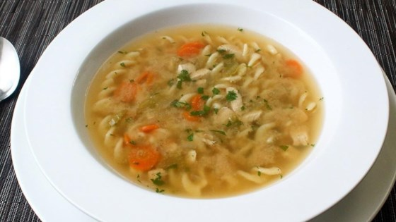 Photo of One-Step Chicken Noodle Soup by Chef John