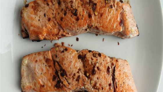 Photo of Quick Balsamic-Glazed Salmon by FastCheapDiet