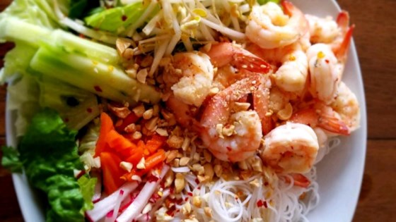 Photo of Vermicelli Noodle Bowl by Allrecipes