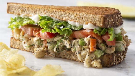 "Photo of Chickpea ""Tuna"" Salad Sandwiches by isachandra"