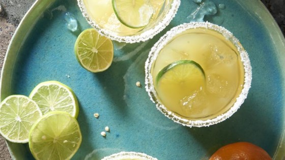 Photo of Spicy Mezcal Margarita by GoodFoodStories