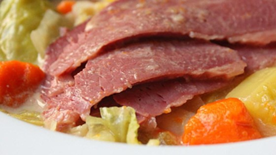 Photo of Coconut Milk Corned Beef and Cabbage by Chef John