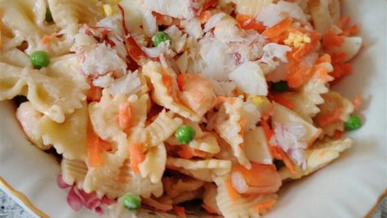 Photo of Kahala's Macaroni Seafood Salad by Kahala