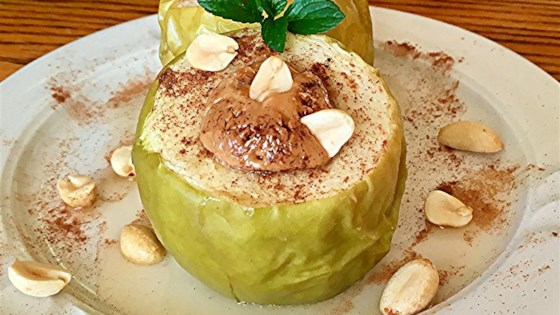 Photo of Spiced Peanut Butter Apples by Spiderwoman77