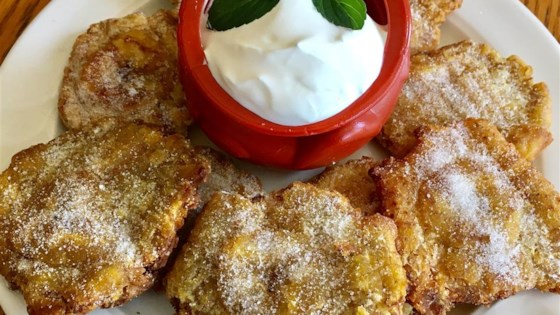 Photo of Patacones de Colombia (Fried Plantains) by kat