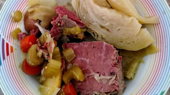 Photo of Corned Beef Dinner for St. Patrick's Day by Mmnadiv