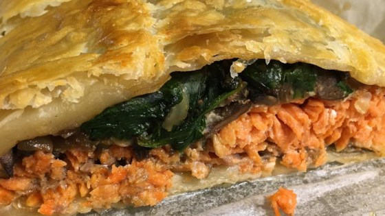 Photo of Salmon en Croute  by Salvatore A. Lenzo