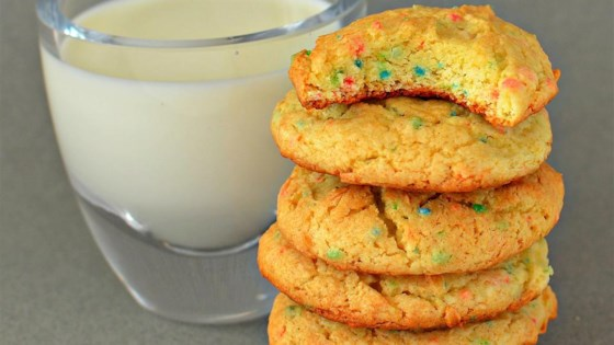 Photo of Funfetti® Cake Mix Cookies by Oobreyjay