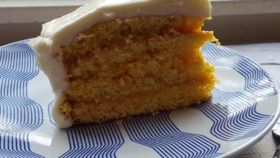 Photo of Amaretto Cream Cake by Rick Walker