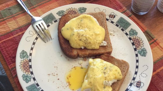 Photo of One-Minute Hollandaise Sauce by SUNKIST2