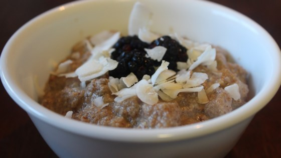 Photo of Paleo Oatmeal (Not Really Oatmeal At All) by Mouretsu