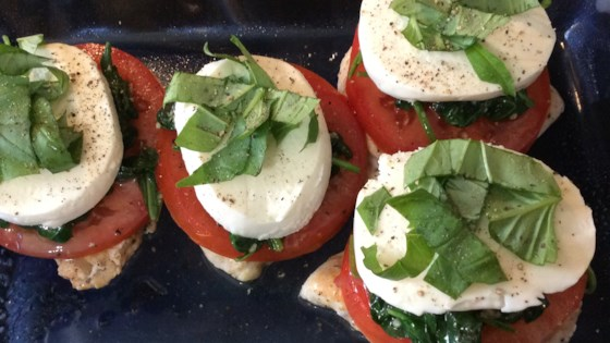 Photo of Chicken Caprese by Steven George Pierce