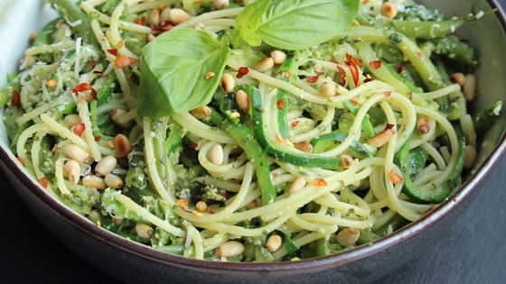 Photo of Green Goodness Spaghetti by Buckwheat Queen