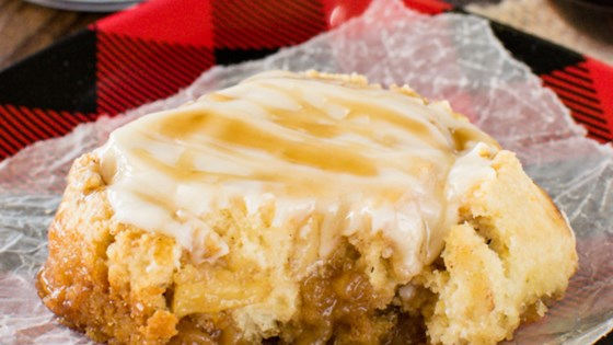 Photo of Easy Apple Cinnamon Rolls by Hungry Jack