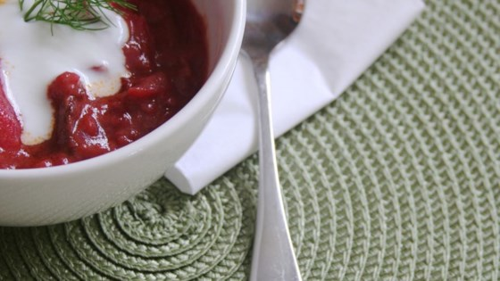 Photo of Slow Cooker Borscht by DAVISAM1