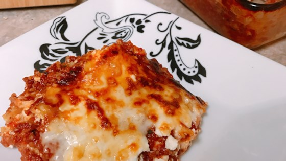 Photo of Paula's Lasagna by Paula Roman