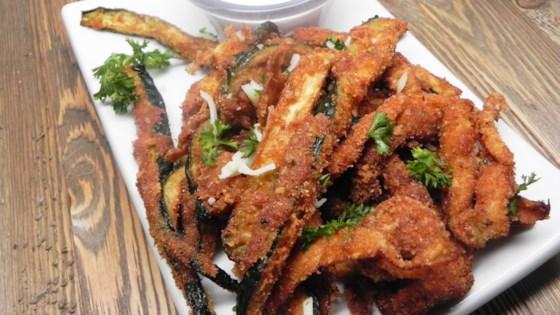 Photo of Fried Zucchini Sticks by Emo G.