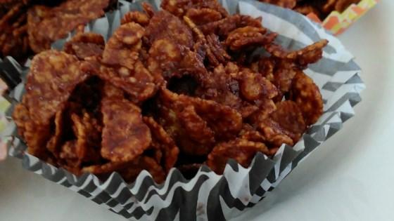 Photo of Chocolate Cornflake Cupcakes by BakingMachine