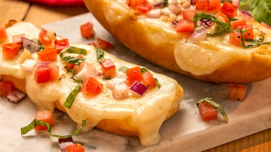 Photo of Easy Cheesy Garlic Bread from Ball Park® Buns by Ball Park Buns