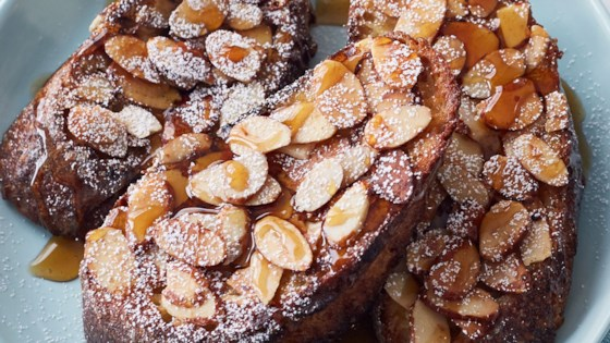 Photo of Almond French Toast by ISSA