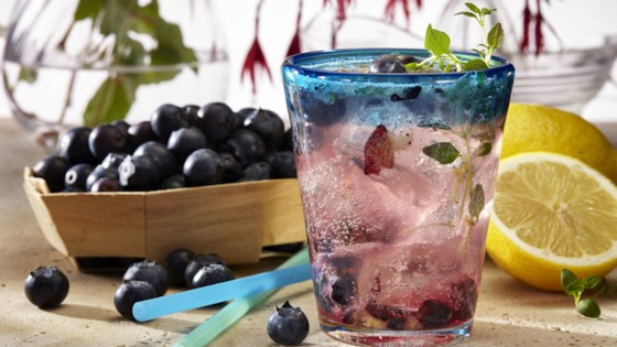 Photo of Blueberry Stevia Lemonade by Wholesome