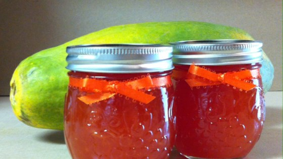 Photo of Fresh Papaya Jam by Angel