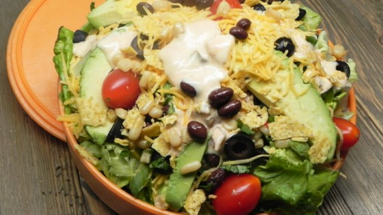 Photo of Julie's Mexican Salad Inspiration by Pamela Allen Kennedy