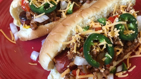 Photo of Texas Chili Dog by Ball Park Buns