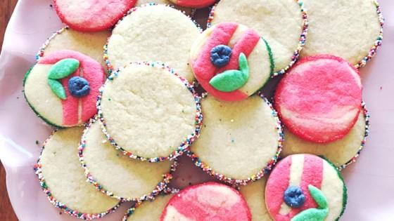 Photo of Grandma Minnie's Old Fashioned Sugar Cookies by Jessica McDonald