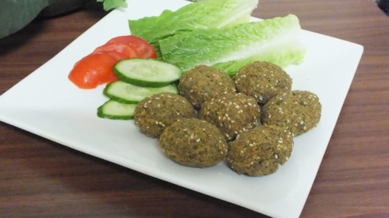 Authentic Falafels