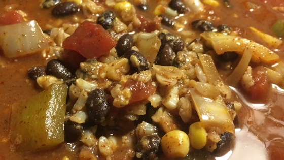 Photo of Vegetarian Southwest One-Pot Dinner by Tara Thomas