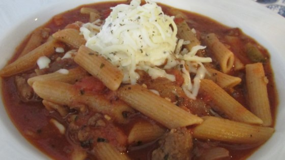 Photo of Lasagna Soup by Suzy Mazz