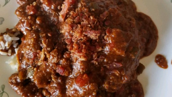 Photo of Chili Liver by Domestic Goddess