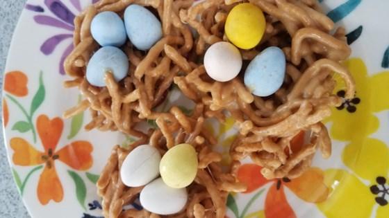 Easter Bird's Nests