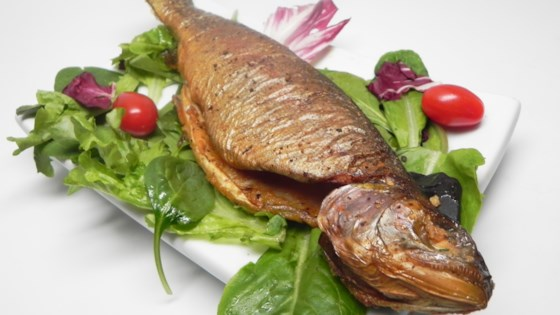 Coaled and Tinned Trout