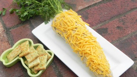 Photo of Easter Carrot Cheese Log by Montillo Italian Foods