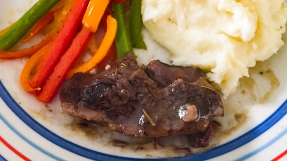 Photo of Slow Cooker Lamb Chops by walliser