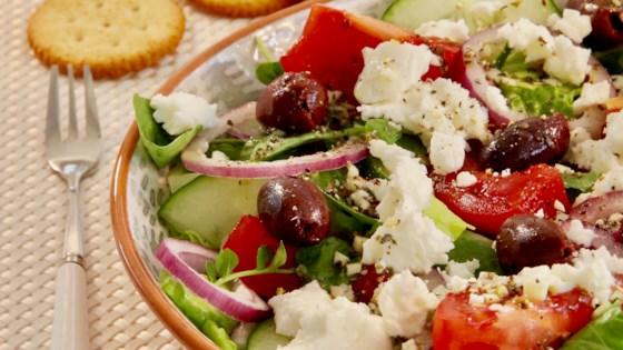 Photo of Dana's Greek Salad  by Dana