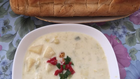 Photo of Potato Leek Soup III by Julie