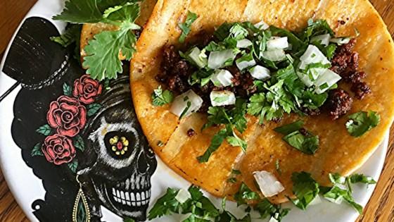Photo of Easy Chorizo Street Tacos by evostoplight