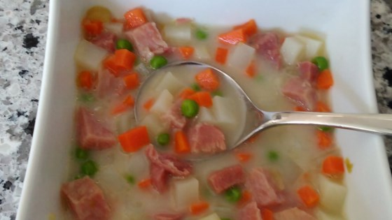 Photo of Potato and Ham Stew by corybelle