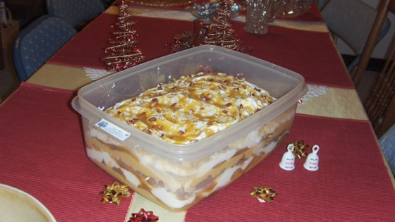 Photo of Caramel Apple Box Trifle by Becky Sue Miller