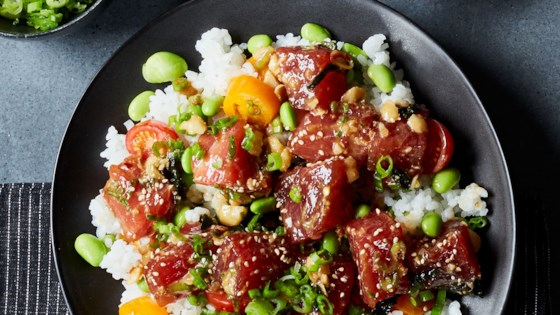 Chef John's Hawaiian-Style Ahi Poke Recipe