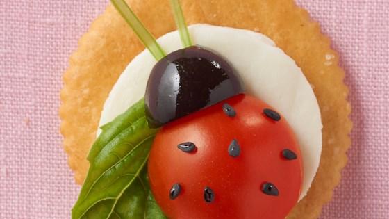 Photo of RITZ Caprese Ladybug by RITZ Crackers