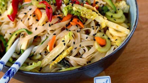 Photo of Thai Rice Noodle Salad by christinadavis