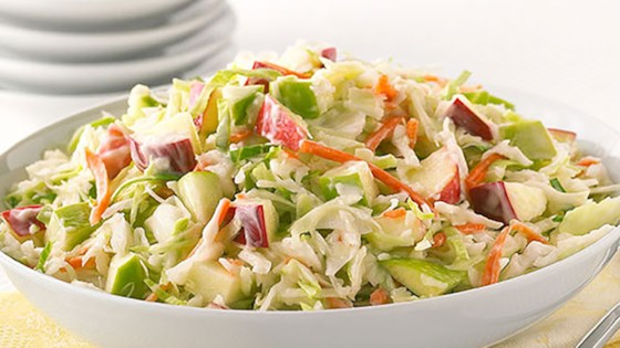 Photo of Sweet & Tangy Apple Coleslaw by Miracle Whip
